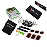 Nexify Multi-function Cycling Bicycle Tire Repair Tools Bike Repair Kits + + Bici Chainstay Protettore