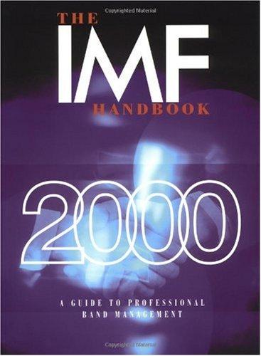The International Managers Forum Handbook