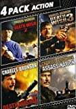 Death Wish 2/Death Wish 3/Deathwish 4/Assassination