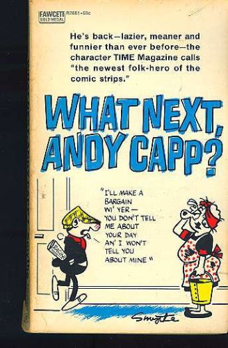 Image for WATCH YOUR STEP, ANDY CAPP