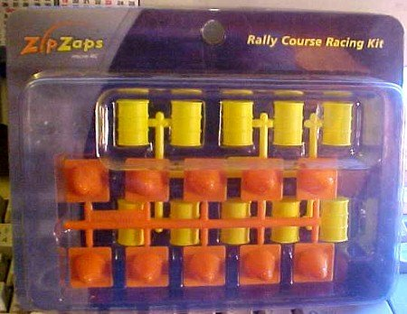 Zip Zaps Rally Course Racing Kit 60-7507 - 1