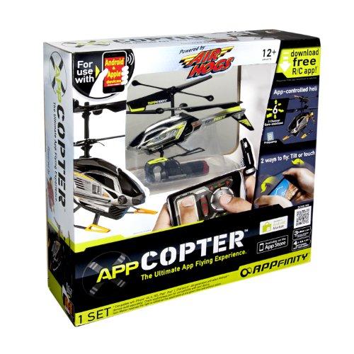 Imagen de Air Hogs AppCopter (Verde y Negro)