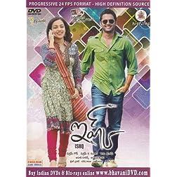 Ishq DVD (Telugu DVD)