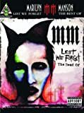 Lest We Forget: Best of Marilyn Manson-Guitar Tab-Music Book (0571525350) by Marilyn Manson