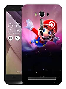 "Humor Gang Game Life Printed Designer Mobile Back Cover For ""Asus Zenfone 2"" (3D, Matte, Premium Quality Snap On Case)"