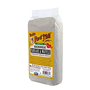Bob's Red Mill Buckwheat Pancake Mix, 26-Ounce Bags (Pack of 4)