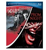 Cover art for  30 Days of Night / Prom Night (Two-Pack) [Blu-ray]