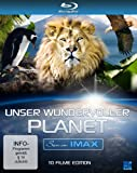 DVD & Blu-ray - Seen on IMAX: Unser wundervoller Planet (10 Filme Edition) (3 Disc Set) (Blu-ray)