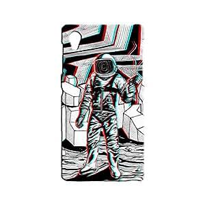 G-STAR Designer 3D Printed Back case cover for Sony Xperia Z1 - G4582