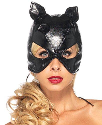 Leg A (Bondage Cat Mask)