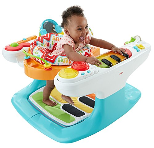 Fisher-Price 4-in-1 Step 'n Play Piano (Gym Fisher Price Baby compare prices)