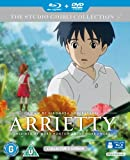 Arrietty Deluxe Collector's Edition - Double Play (Blu-ray + DVD)