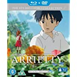 Arrietty Deluxe Collector's Edition - Double Play (Blu-ray + DVD)by Hiromasa Yonebayashi
