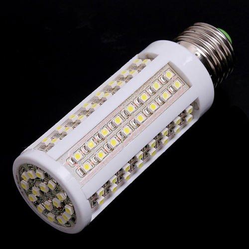 220V E27 5.5W 112 Led White Led Corn Light Bulb Lamp