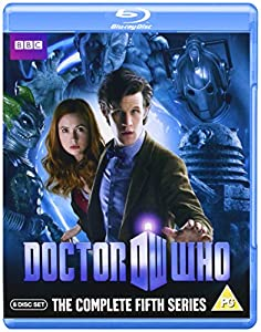 Doctor Who - The Complete Series 5 [Blu-ray] [Region Free]
