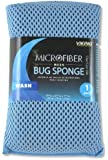 Viking 845100 Microfiber Mesh Bug and Tar Sponge (Colors may vary)