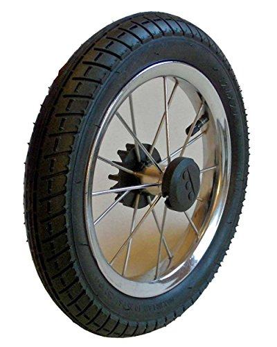 Kinderwagen-Rad-12-12-Zoll-62-203-mit-Metallspeichen-kugelgelagert
