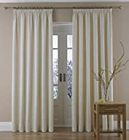 Cream Suzie Floral Curtains