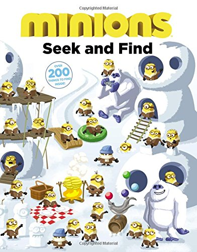 Minions. Seek And Find