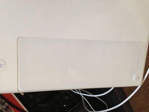 """For Sale! Replacement Battery for Apple MacBook 13"""" A1181 A1185 MA566 MA561 MA254 MB402 White"""