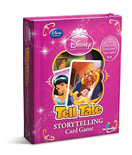 Tell Tale Disney Princess Game - 1