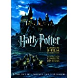 Harry Potter: The Complete 8-Film Collection (Bilingual)by Daniel Radcliffe