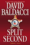 David Baldacci Split Second (King & Maxwell)