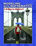 img - for Modeling with Mathematics: A Bridge to Algebra II book / textbook / text book
