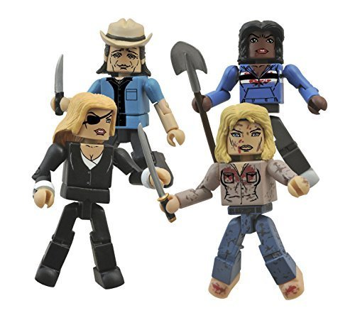 Diamond Select Toys Kill Bill: Deadly Vipers Minimates Box Set Action Figure by Diamond Comic Distributors