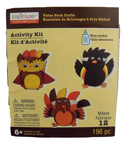 Creatology Thanksgiving Craft Kit