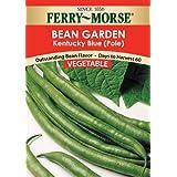 Ferry-Morse 1479 Bean Seeds, Kentucky Blue, Pole (28 Gram Packet)