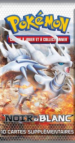Asmodée - POBW02 - Jeux de Société - Pokémon - Booster Noir & Blanc