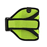 Green Mesh Running Gym Sports Armband Case For Samsung Galaxy S4 SIV I9500/Samsung Galaxy S2,S3 I9300/Htc One...