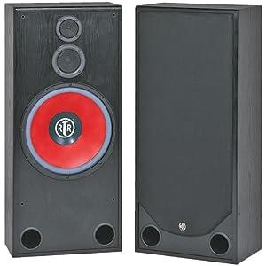 Bic america rtr 1530 15 inch 3 way floor for 12 inch floor standing speakers