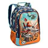 Disney Store Planes Fire & Rescue Dusty 16 Backpack