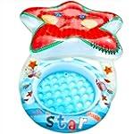 Intex Baby Paddling Pool With Sunshad...