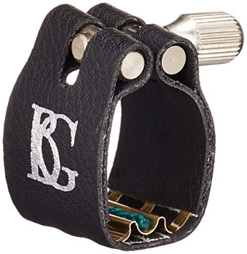 BG L7SR Sup Revelation Ligature with Cap for Bb German Clarinet