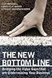 The New Bottom Line: Bridging the Value Gaps that are Undermining Your Business (1841124761) by Mitchell, Alan