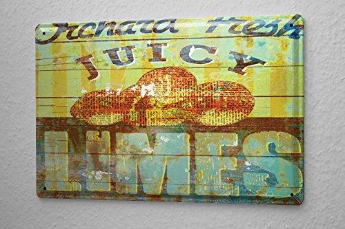 ma-allen-retro-cartel-de-chapa-placa-metal-tin-sign-eeuu-deco-limes-juicy-fruit-comercial-20x30-cm