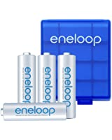 Sanyo - HR-4UTG-8BP - 8 Batteries Eneloop Type AAA (800 mAh)