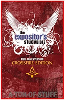 The Expositors Study Bible King James Version (Crossfire