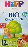 Hipp Bio Kindermilch ab 1 Jahr, 4er Pack (4 x 800 g) - Bio