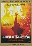 Highlander 3 - The Final Dimension  (Bilingual)