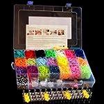 Mega Loom Bands Starter Set Box ink 6...