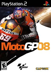 MotoGP 08 - PlayStation 2
