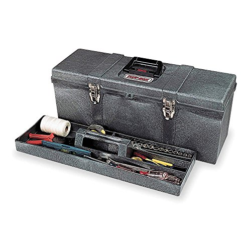 Portable Tool Box, 26 In. W, 8-3/4 In. D 8260-4