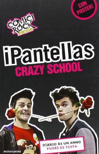 Crazy school Con poster PDF