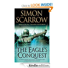 The Eagle's Conquest: Cato & Macro: Book 2