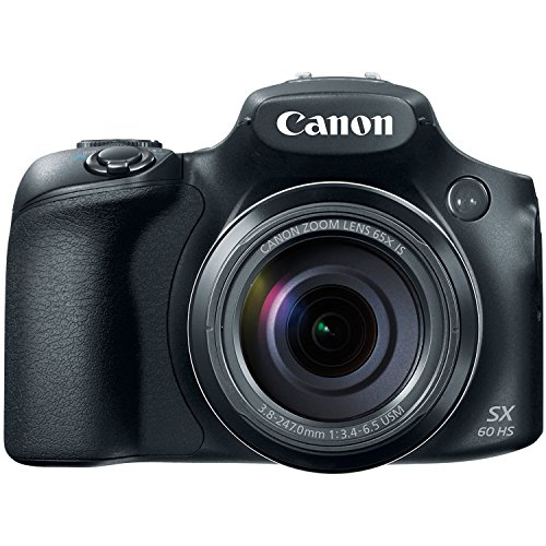 Canon-PowerShot-SX60-HS-161MP-Advanced-Digital-Camera-Black-with-65x-Optical-Zoom