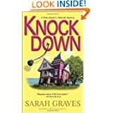 Knockdown: A Home Repair Is Homicide Mystery by Sarah Graves